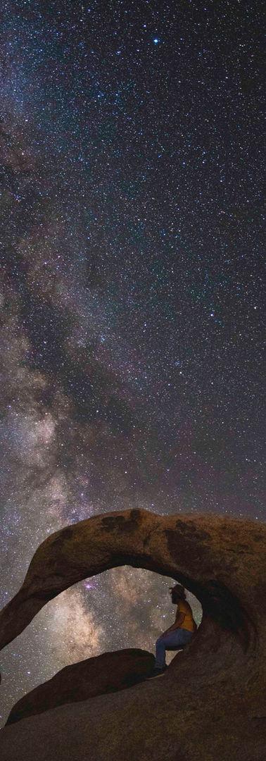 Milky Way Gazer