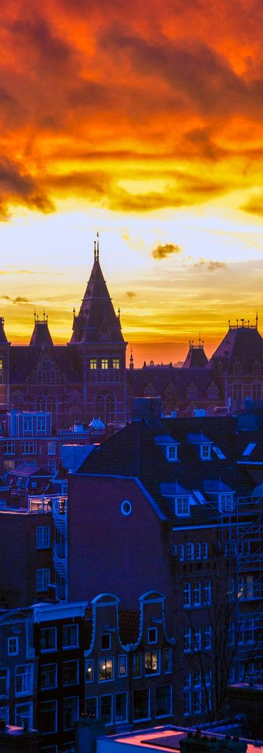 Rijksmuseum Sunset