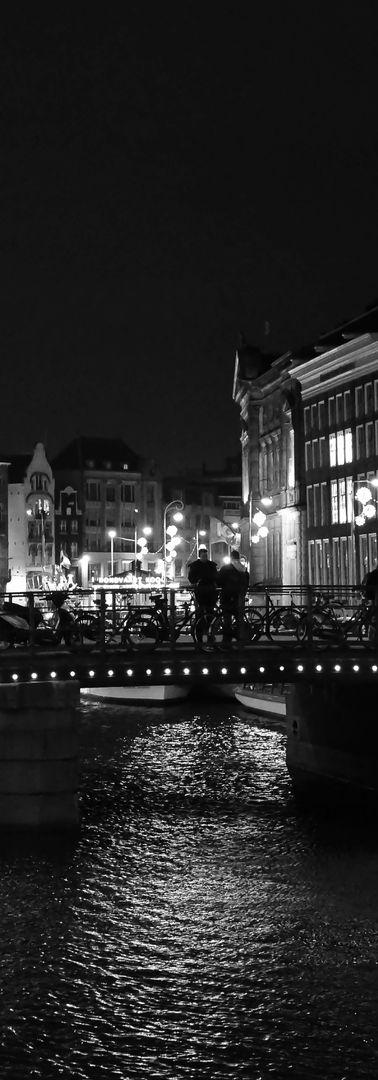 An Amsterdam Night
