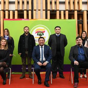 Cambio de mando: Nuevo concejo municipal bosquino, asumió este lunes 28 de junio.