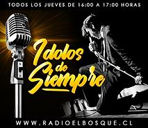 Grafica Promo 2019 - Idolos de Siempre.p