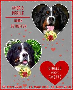 Hochzeit Othello und Fayette