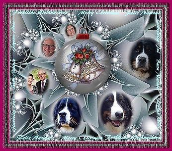 Wir wünschen ein wunderschönes Weihnachtsfest.