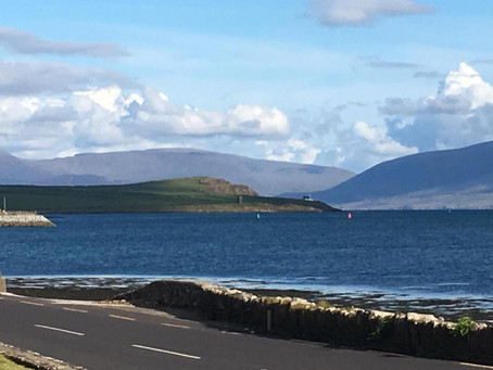 Pilgrimage to Ireland - Dingle