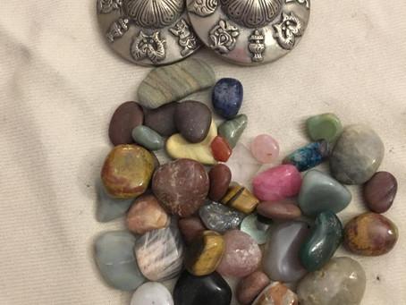Stones and Matrixes