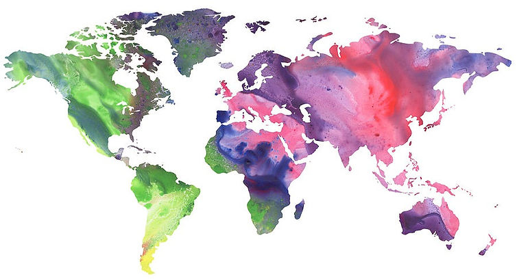 bright-watercolor-map-of-the-world-irina