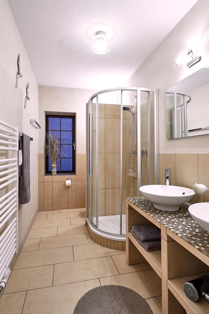 Badezimmer Austernperle