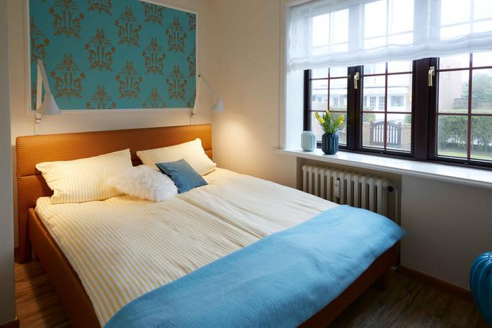 Schlafzimmer Möwennest