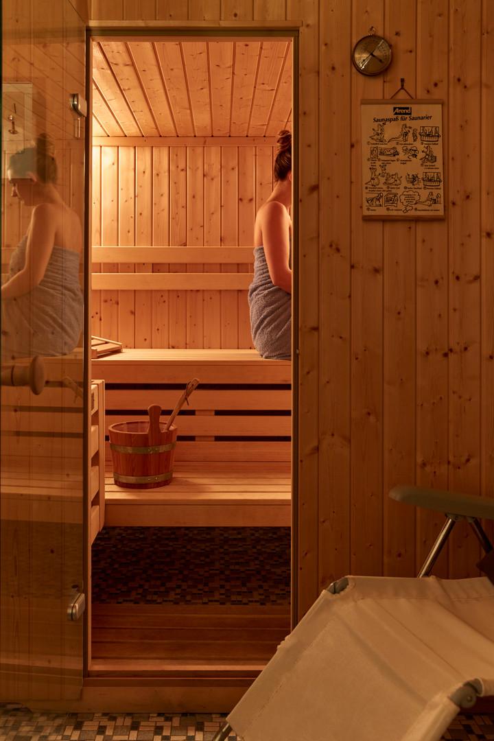 Sauna Austernperle