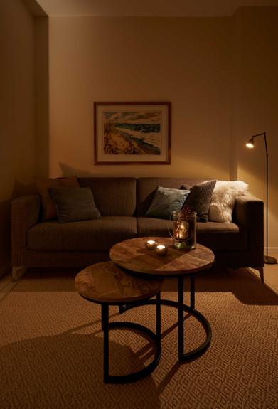 Wohnzimmer Austernperle