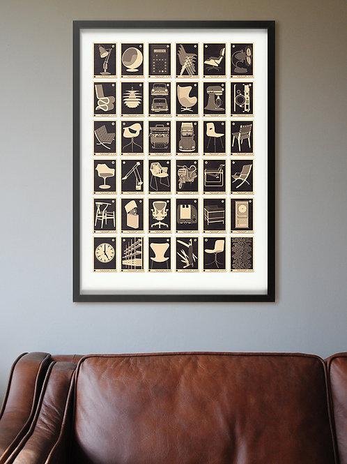 Design Classics in Monochrome