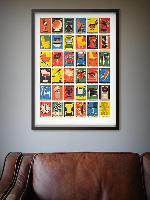 Design Classics in Colour