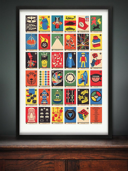 Classic Toys A to Z