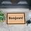 Thumbnail: Bonjour Doormat