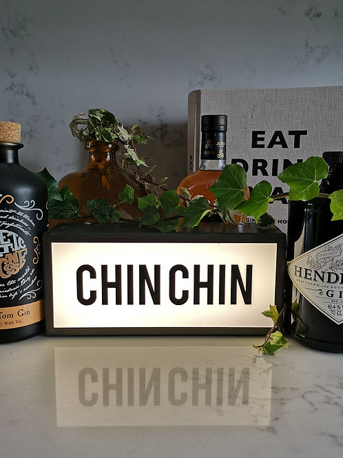 Chin Chin Industrial Lightbox