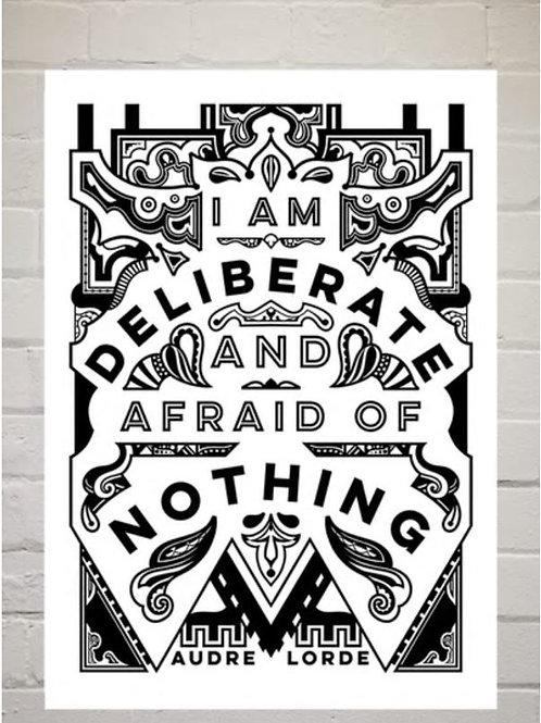 I Am Deliberate