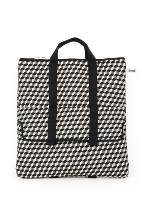 Two Way Bag in Optical Cheque