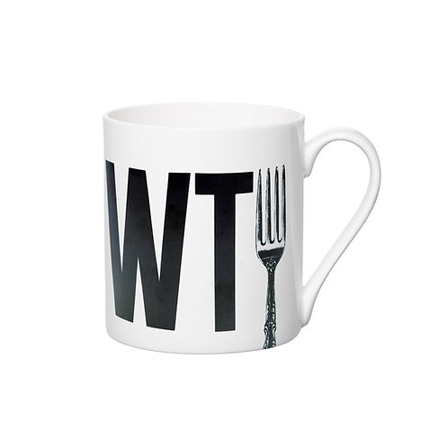 What the Fork Mug