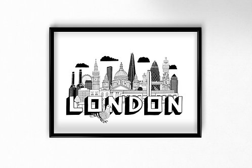 London Town by El Famoso