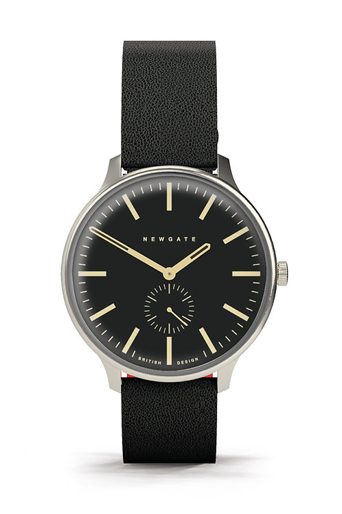 Newgate Blip watch in Black