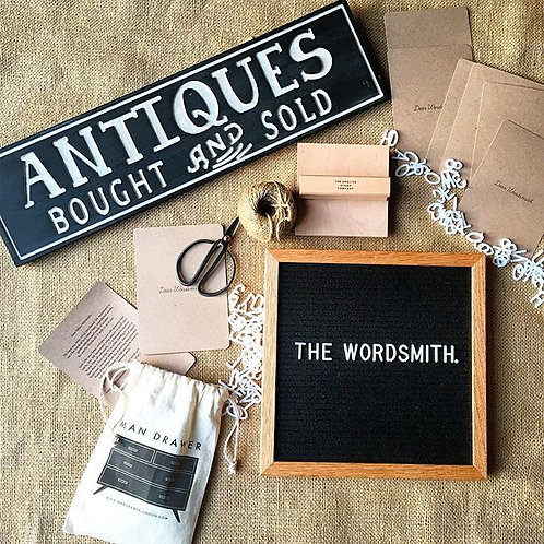 Letter Board, The Wordsmith