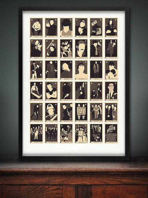 Movie Classics in Monochrome