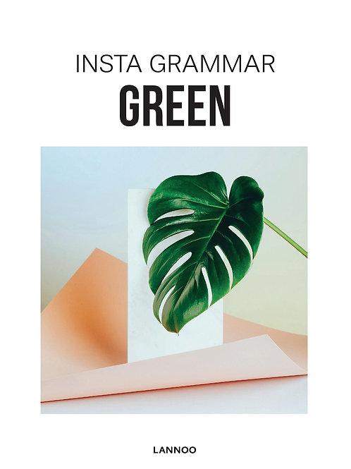 Insta Grammar: Green Irene Schampaert