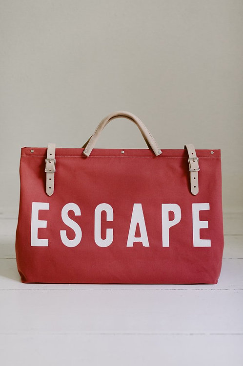 Forest Bound Escape Bag in Rose