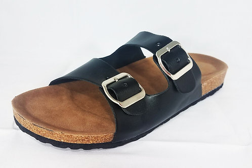 Rasolli Black Sandals