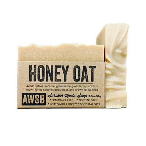 AWSB Honey Oat
