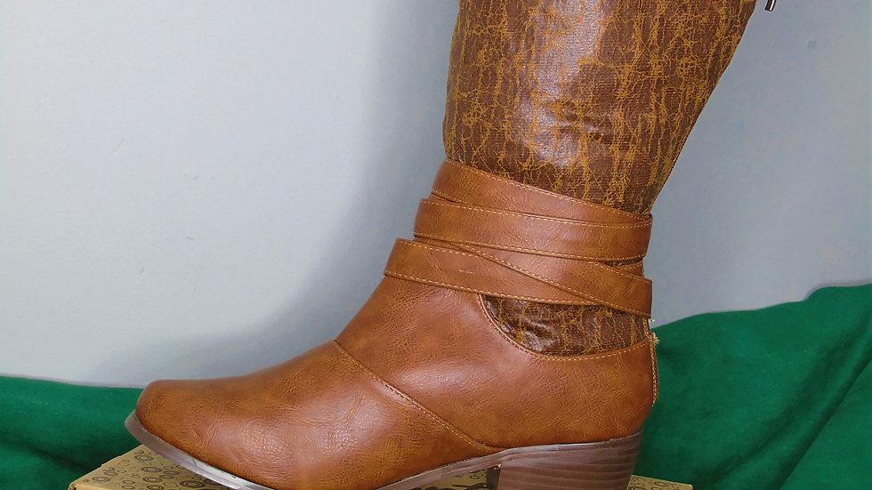 Avanti Vegan Leather Women's Boots