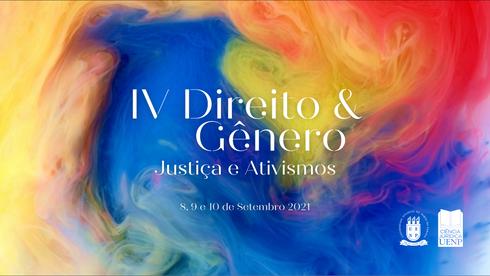 IV DIREITO & GÊNERO