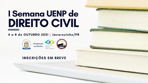 I Semana UENP de Direito Civil