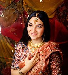 saree, sari, punjabi