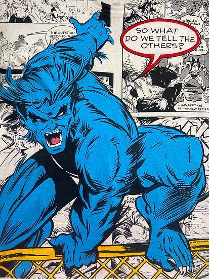 X-Men Beast All Over Print (1993)