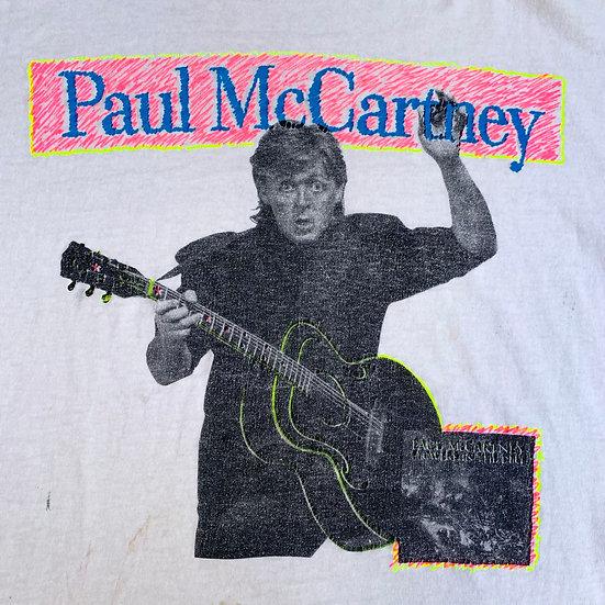 Paul McCartney (80's)