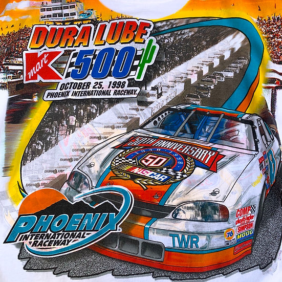 NASCAR Dura Lube 500 (1998)