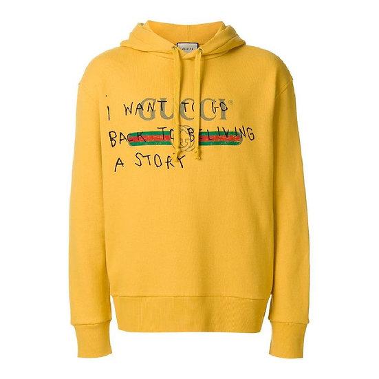 Gucci Coco Captain 2019 Hoodie