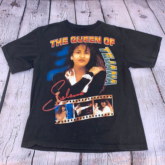 Selena Queen of Tejana (90s)