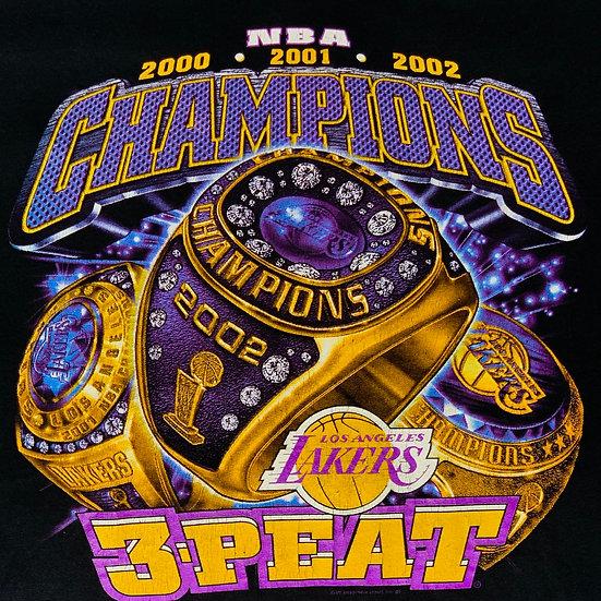 Lakers 3 Peat OG (2000-2002)