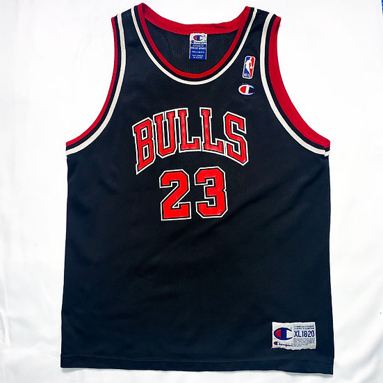 Michael Jordan Champion Jersey (90s)