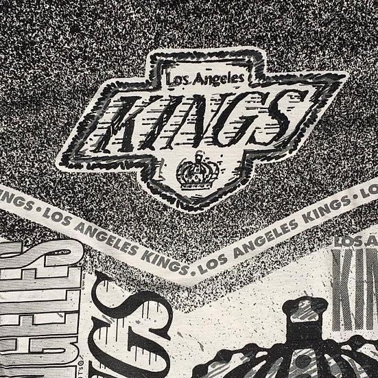 Los Angeles Kings Magic Johnson T (90s)