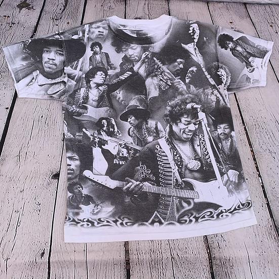Jimi Hendrix All Over Print (1996)