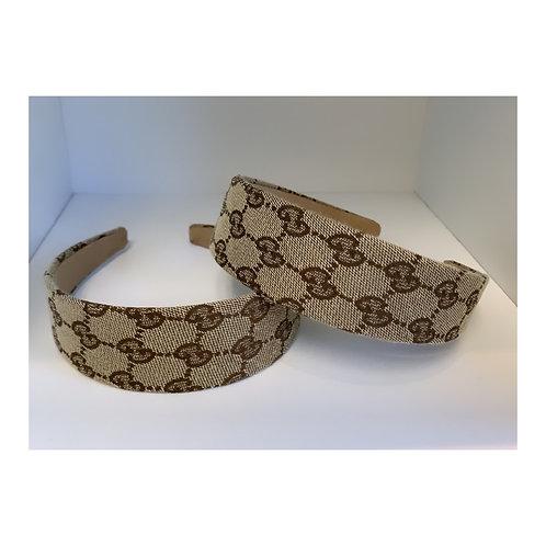 Fabric G Headband