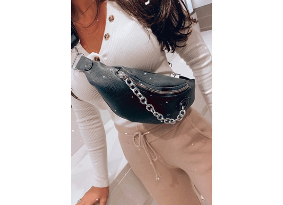 Sports Luxe Chain Bag