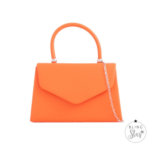 Viviane Mini Handbag Orange