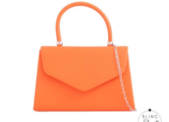 Viviane Mini Handbag Orange