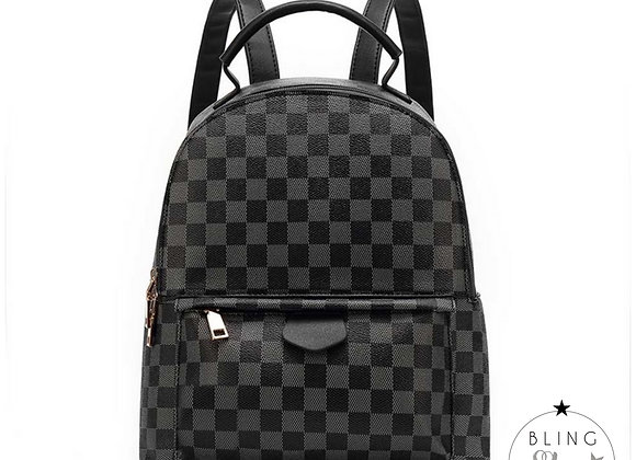 Miami Mini Backpack Black