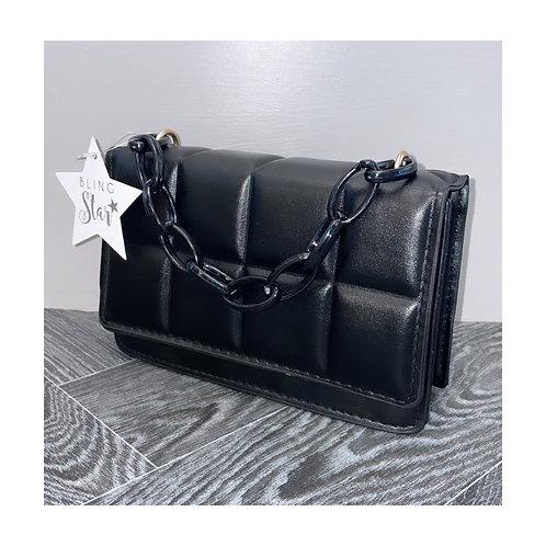 Mini Cube Messenger Black