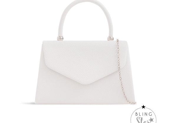 Vivian Mini Handbag White